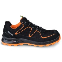 GRISPORT BEAT CROSS SAFETY S3 BLACK ORANGE - 46