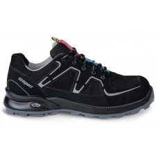 GRISPORT NORDIC CROSS SAFETY S3 BLACK SILVER - 43