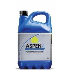 ASPEN, 4T, BENZINE BLAUW 5 LITER