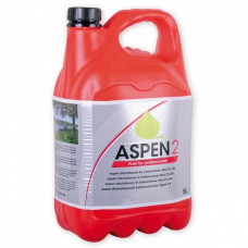 ASPEN, 2FRT, BENZINE ROOD 5 LITER