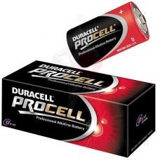 DURACEL BATTERIJ PROCELL MN1300/LR20/D/GROTE STAAF ST1
